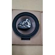4 pares de alto falantes Bravox Linha VW 4 TR6 50w 6 polegadas