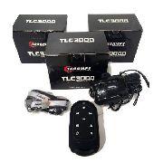 Controle Longa Distância Taramps Tlc3000 Com Capa Cor Preta