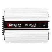 Módulo Amplificador Taramps Ds 800x4 800 Watts 4 Canais 200w Rms