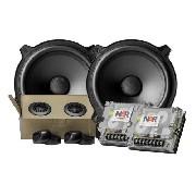 "Kit Componente Duas Vias Nar Audio 5"" PP Serie 2 55 wrms"