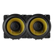 Alto Falante Coaxial 4 Nar Audio 400 Cx3 - 60 Wrms 4 Ohms