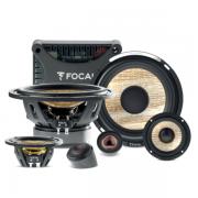 Alto falante Focal Kit 3 Vias 6,5 Pols Flax Evo PS165 F3E 80W