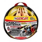 Cabo De Chupeta Para Bateria De Carro Moto Barco Luxcar 2,5m