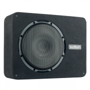 "Caixa Amplificada Slim Audison APBX10 AS2 10"" 800W"