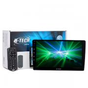 "Central Multimidia H-Tech HT-9120 9"" Android USB Bluetooth Espelhamento"