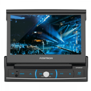 DVD Retrátil Positron SP6320BT 7 Polegadas Bluetooth/AUX/SD Card