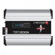 Fonte Automotiva Stetsom Infinite 200A 220V Carregador Digital