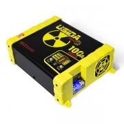 Fonte automotiva usina spark 100a 12v battery meter bivolt