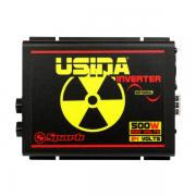Inversor de Tensão Usina Inverter 500W 24V 220V