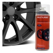 Kit 5 Spray Grafite emborrachado Multilaser