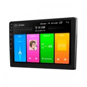 "Kit Central Multimidia 9"" Android HT-9100 +Moldura HRV"