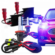 Kit Xenon Hid Slim Tiger 12v 8000k h1