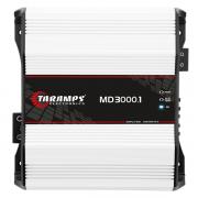 Modulo Amplificador Taramps MD 3000.1 1 Canal 4 Ohms