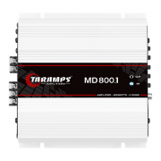 Modulo Amplificador Taramps MD 800.1 1 Canal 2 Ohms