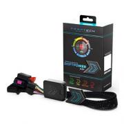 Modulo de Aceleração Chery/Dodge/Fiat/Hyundai Shiftpower Ft-sp14+ C/ Bluetooth