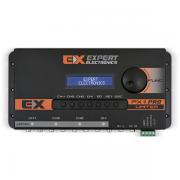 Processador de Áudio Automotivo Profissional Expert PX1-PRO Limiter