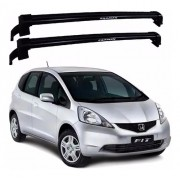 Rack De Teto Travessa Honda Fit 2009 A 2014 Eqmax New Wave