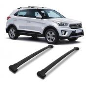 Rack De Teto Travessa Larga Hyundai Creta 2017 A 2021 Projecar