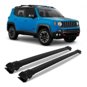Rack Teto Travessa Larga Jeep Renegade 2015 A 2021 Projecar
