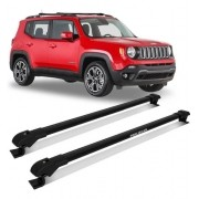 Rack Teto Travessa Slim Jeep Renegade 2015 A 2021 Projecar