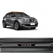Soleira de Porta Adesiva Premium Renault Kicks