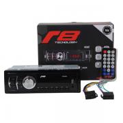 Som Automotivo Auto Rádio R8 1000bt Com Usb E Bluetooth