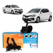 Trava Eletrica Toyota Etios 4 Portas 2015 a 2021 Tragial TE4MN