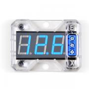 Voltímetro Automotivo Expert Nano VEX 1.0 12V