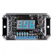 Voltímetro Automotivo Sequenciador Digital Expert Vs-1
