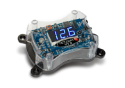 Voltimetro Digital Stetsom Vt3 Protege Som Modulo E Bateria