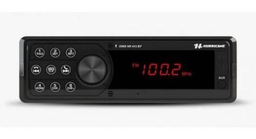20 Radios Mp3 Player Hurricane Hr412bt Bluetooth