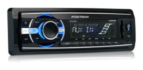 Rádio Mp3 Player Automotivo Pósitron Sp2200-ub Usb / Sd Card