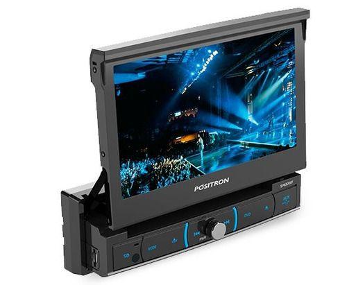Dvd Retrátil De 7 Positron Sp6320bt Bluetooth Usb/aux/sd