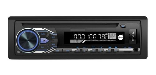 Radio Cd Player Automotivo Dazz com Usb Bluetooth Aux Sd Card DZ 52819 BT