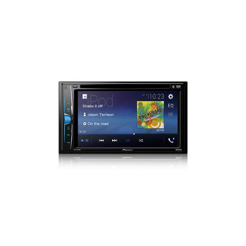Dvd Player Pioneer Avh A208bt Usb / Bt