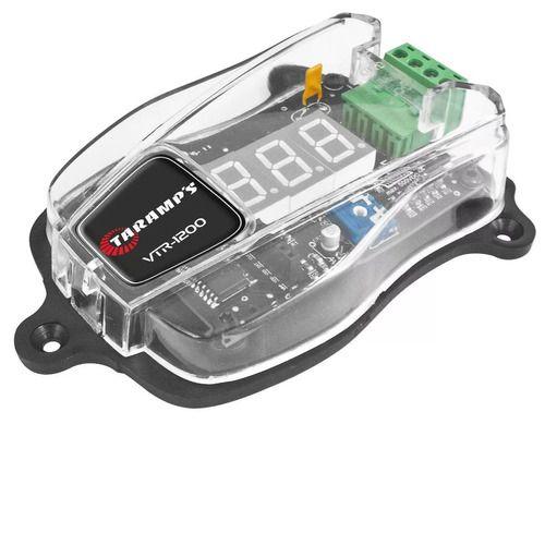 Voltimetro Taramps Vtr1200 Digital Medidor De Tensãoled Azul