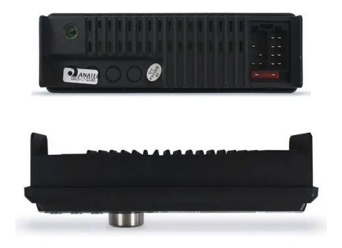 4 Radios Mp3 Player Hurricane Hr412bt Bluetooth