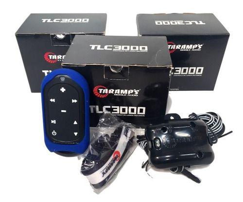 Controle Longa Distância Taramps Tlc3000 Azul