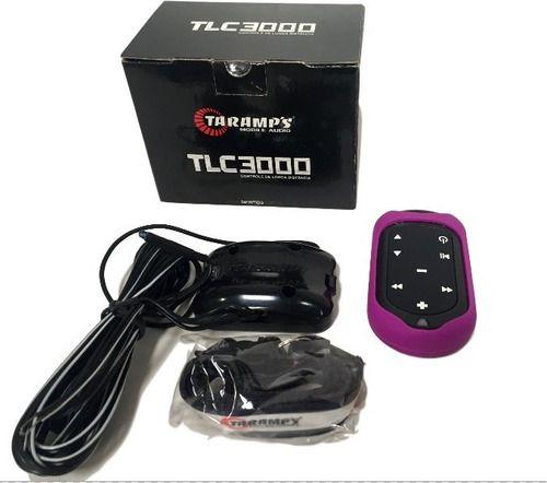 Controle Longa Distância Taramps Tlc3000 Violeta