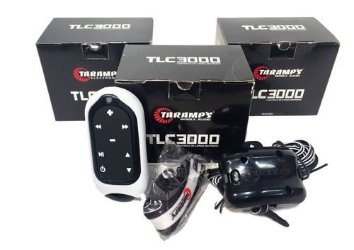 Controle Longa Distância Taramps Tlc3000 Branco