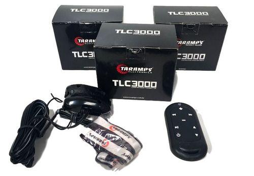 Controle Longa Distância Taramps Tlc3000 Preto Sem Capa