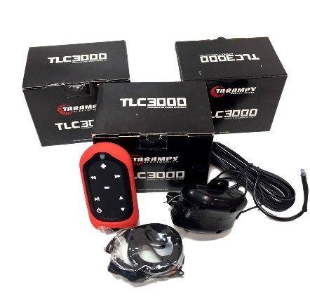 Controle Longa Distância Taramps Tlc3000 Vermelho