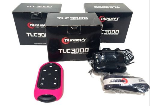 Controle Longa Distância Taramps Tlc3000 Rosa