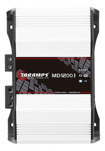 Módulo Amplificador Taramps Md 1200.1 2 Ohms Som Automotivo