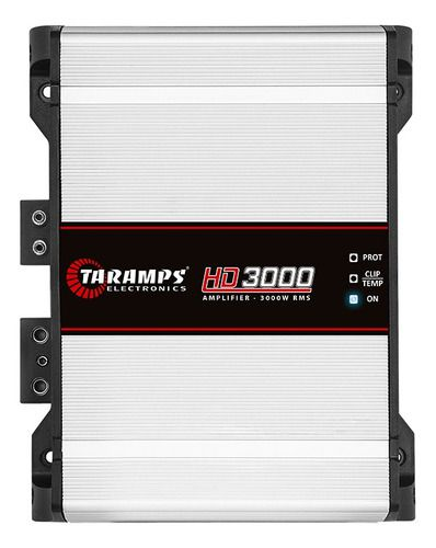 Modulo Amplificador Taramps Hd 3000 2 Ohms Full Range 3000w