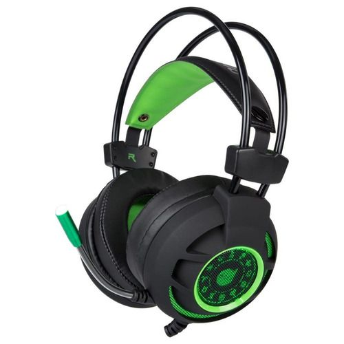 Headset Gamer Dazz Diamond 7.1 Preto / Verde