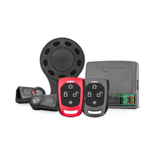 Alarme Automotivo Taramps Universal TW20 G4 + Presença