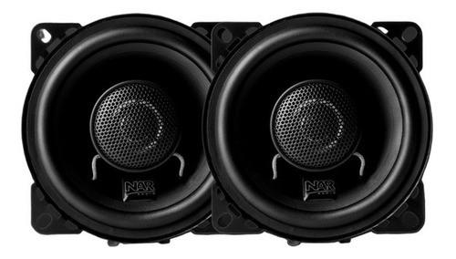 Alto Falante Coaxial 4 Nar Audio 400 Cx-1 100 Wrms 4 Ohms
