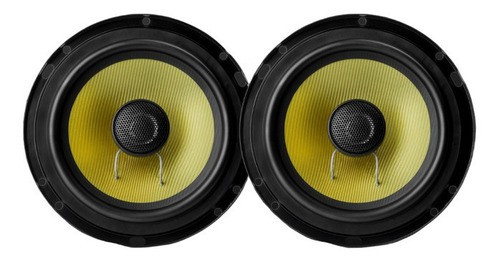 Alto Falante Coaxial 6 Nar Audio 600-cx-3 Som Automotivo