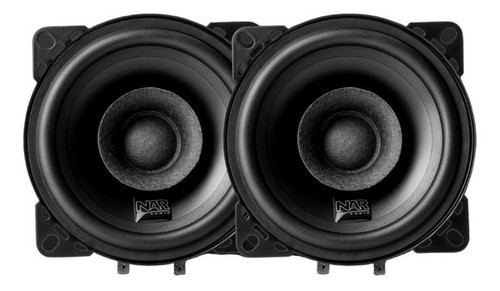 Alto Falante Fullrange 4 Nar Audio 400 Fr-2 110 Wrms 4 Ohms